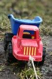 ciężarówka zabawki zdjęcie stock