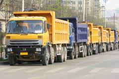 ciężarówki obrazy royalty free