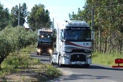 ciężarówki Obraz Stock