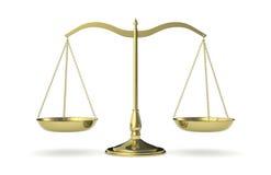 Ciężar równowaga ilustracji