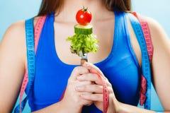 Ciężar strata i dieting pojęcie Zdjęcia Stock