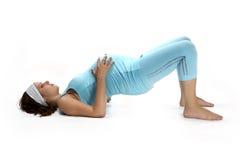 Gestational ćwiczenie Zdjęcie Royalty Free