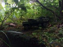 Ciężarowa miniatura obrazy stock
