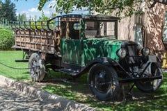 Ciężarowa wytwórnia win Mendoza Argentyna Fotografia Royalty Free