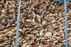 Ciężarowy drewno Zdjęcie Stock