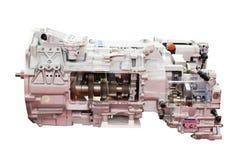 Ciężarowy gearshift Zdjęcie Royalty Free