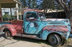 ciężarowy rocznik Zdjęcia Royalty Free