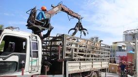 Ciężarowy transport w produkci zbiory wideo