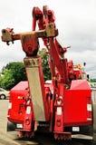 Ciężarowy wrak fotografia stock