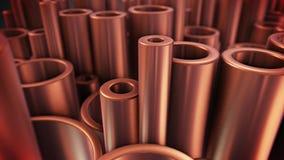 Ciężcy metalurgiczni przemysłowi produkty Groszak drymby royalty ilustracja
