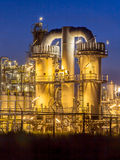 Ciężcy Przemysłowi substancja chemiczna szczegóły Fotografia Stock