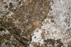 ciężki kamień powierzchni Zdjęcie Stock