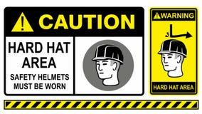ciężki kapelusz Fotografia Royalty Free