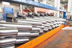 Ciężki metallugriya Łatwi hutnictwa Praca z metalem Fotografia Royalty Free