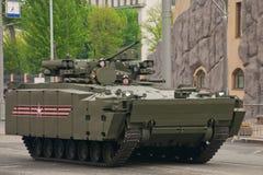 Ciężki pojazd wojskowy Zdjęcie Royalty Free