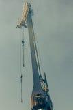 Ciężkiego ładunku dockside żurawie Obraz Royalty Free