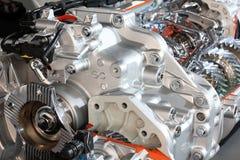 Ciężkiej ciężarówki gearbox Fotografia Royalty Free