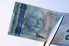 cięcia kosztów obrazy royalty free