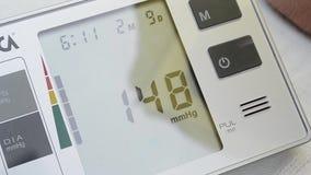 Ciśnienia Krwi urządzenie elektroniczne zbiory wideo