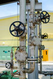 Ciśnieniowy wymiernik, klapy i instrument, zdjęcie royalty free