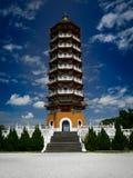 Ci «en pagody wierza w Tajwan obraz royalty free