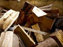 cięcie drewna Obrazy Stock
