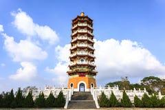 Ci-En-pagod Arkivbilder