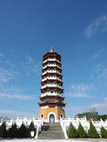 Ci En Pagoda stock images