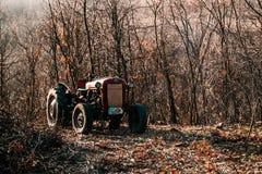 Ciągnik Zdjęcie Royalty Free