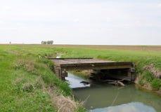 Ciągnika most Zdjęcia Stock