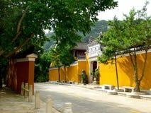 Ci hui jing yuan temple. In  putuo mountain zhenshan city zhejiang province China Royalty Free Stock Photos