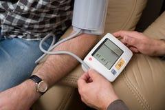 ciśnienie krwi Zdjęcia Stock