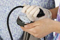 ciśnienie krwi Zdjęcie Royalty Free