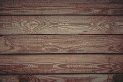 Ci?rrese para arriba de la pared hecha de tablones de madera fotos de archivo