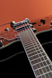 Ciało dudniąca Gitara Obrazy Royalty Free