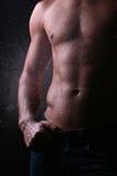 ciało mężczyzna s Zdjęcie Royalty Free
