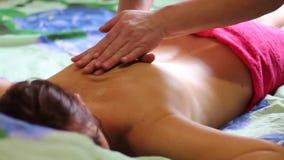 Ciało masaż zbiory