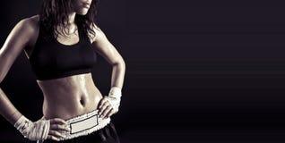 ciało piękna sprawność fizyczna Zdjęcie Royalty Free