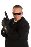 CIA agent. Stock Photography
