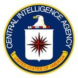 CIA-logo Royaltyfri Bild