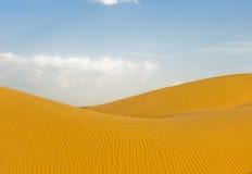 ciało pustynia Fotografia Royalty Free