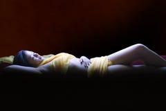 ciało spa elegancki leczenia okrycie Obrazy Stock