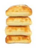 Ciabatta小圆面包 库存图片