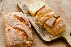 Ciabatta面包 图库摄影