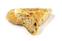 Ciabatta,意大利面包 免版税库存图片