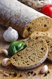 面包ciabatta 图库摄影