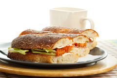 Ciabatta Stock Photo