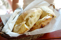 Ciabatta bread Royalty Free Stock Image
