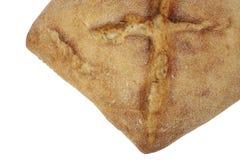 Ciabatta bread closeup Stock Image