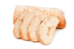 Ciabatta bread Royalty Free Stock Images